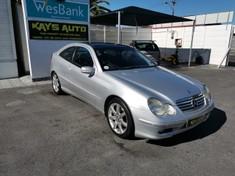 2002 Mercedes-Benz C-Class C230k Coupe A/t  Western Cape