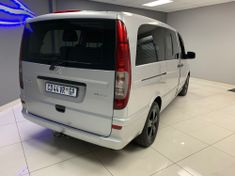 2012 Mercedes-Benz Vito 116 Cdi Crewcab  Gauteng Vereeniging_2