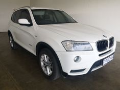 2014 BMW X3 Xdrive20d At  Mpumalanga Secunda_0