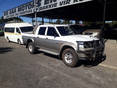 Double Cab Bakkie for Sale (Used)