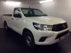 2016 Toyota Hilux 2.4 GD AC Single Cab Bakkie Limpopo Tzaneen_1