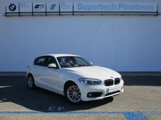 2017 BMW 1 Series 118I 5DR Auto  Kwazulu Natal Pinetown_0