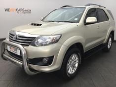 2012 Toyota Fortuner 2.5d-4d Rb  Gauteng