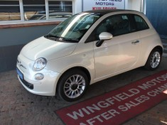2013 Fiat 500 1.2 Cabriolet  Western Cape