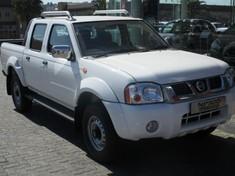 2019 Nissan NP300 Hardbody 2.4i 4X4 Double Cab Bakkie Gauteng Alberton_0