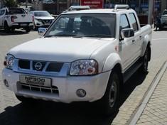 2019 Nissan NP300 Hardbody 2.4i 4X4 Double Cab Bakkie Gauteng Alberton_2