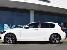 2015 BMW 1 Series 118i Sport Line 5DR Auto f20 Kwazulu Natal Umhlanga Rocks_2