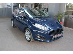 2013 Ford Fiesta 1.6 Tdci Trend 5dr  Gauteng Pretoria_0
