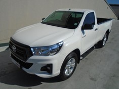 2019 Toyota Hilux 2.4 GD-6 RB SRX Single Cab Bakkie Gauteng