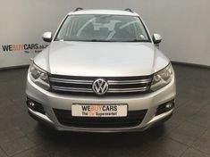 2014 Volkswagen Tiguan 1.4 TSI BMOT TREN-FUN DSG 118KW Gauteng Centurion_3