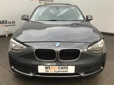 2012 BMW 1 Series 118i 5dr At f20  Gauteng Centurion_3