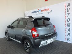 2016 Toyota Etios Cross 1.5 Xs 5Dr Western Cape Brackenfell_3