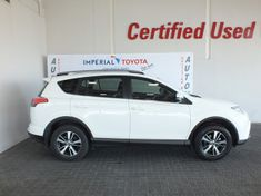 2018 Toyota Rav 4 2.0 GX Auto Western Cape Brackenfell_2