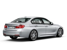 2015 BMW 3 Series 320i M Sport Line At f30  Western Cape Tygervalley_2