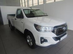 2019 Toyota Hilux 2.4 GD-6 SRX 4X4 Single Cab Bakkie Eastern Cape Port Elizabeth_0