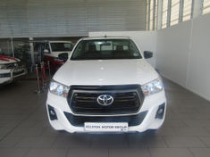 2019 Toyota Hilux 2.4 GD-6 SRX 4X4 Single Cab Bakkie Eastern Cape Port Elizabeth_1