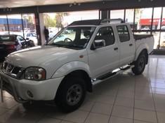 2010 Nissan Hardbody 2400i Se 4x4 j26 Pu Dc  Mpumalanga Middelburg_2