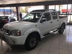 2010 Nissan Hardbody 2400i Se 4x4 j26 Pu Dc  Mpumalanga Middelburg_3
