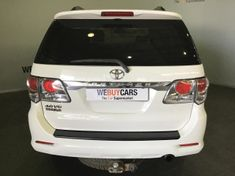 2013 Toyota Fortuner 4.0 V6 Rb At  Gauteng Centurion_1