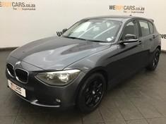 2013 BMW 1 Series 116i Sport Line 5dr f20  Gauteng Centurion_0
