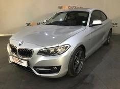 2014 BMW 2 Series 220i Sport Line Auto Western Cape