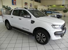 2016 Ford Ranger 3.2TDCi 3.2 WILDTRAK 4X4 Auto Double Cab Bakkie Gauteng Springs_2