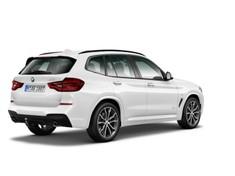 2018 BMW X3 xDRIVE 20d M-Sport G01 Western Cape Tygervalley_2