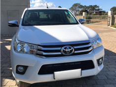 2017 Toyota Hilux 2.8 GD-6 RB Raider Extended Cab Bakkie Western Cape