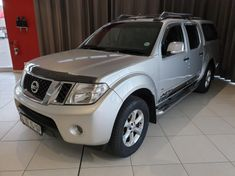 2013 Nissan Navara 3.0 Dci  Le A/t 4x4 P/u D/c  Gauteng