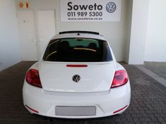 2012 Volkswagen Beetle 1.4 Tsi Sport  Gauteng Soweto_3