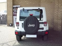 2015 Jeep Wrangler Sahara 3.6l V6 At 2dr  Gauteng Johannesburg_4