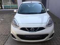 2018 Nissan Micra 1.2 Active Visia Gauteng Johannesburg_3