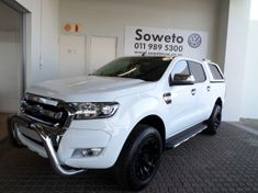 2018 Ford Ranger 3.2TDCi XLT Auto Double Cab Bakkie Gauteng