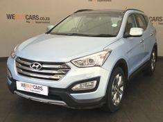 2013 Hyundai Santa Fe R2.2 Awd Elite 7s A/t  Gauteng