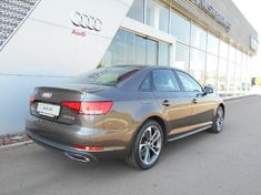 2019 Audi A4 1.4T FSI S Tronic North West Province Rustenburg_1