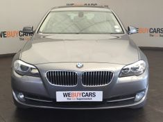 2012 BMW 5 Series 520i At f10  Gauteng Centurion_3