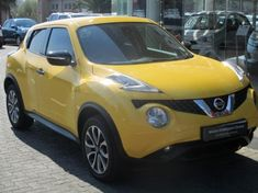 2016 Nissan Juke 1.5dCi Acenta + Gauteng