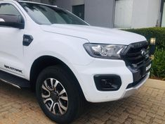 2019 Ford Ranger 3.2TDCi Wildtrak Auto Double Cab Bakkie Gauteng Johannesburg_3