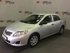 2010 Toyota Corolla 1.3 Impact  Kwazulu Natal Durban_0