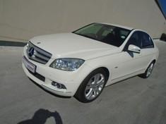 2010 Mercedes-Benz C-Class C200k Classic A/t  Gauteng