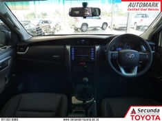 2016 Toyota Fortuner 2.4GD-6 RB Mpumalanga Secunda_3