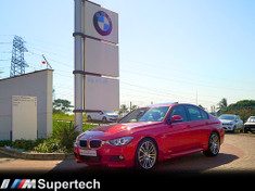 2015 BMW 3 Series 320i M Sport Line A/t (f30)  Kwazulu Natal