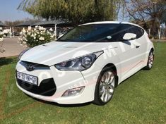 2013 Hyundai Veloster 1.6 GDI Executive Gauteng