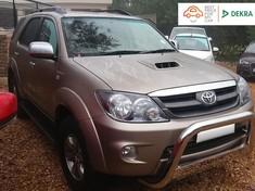 2008 Toyota Fortuner 3.0d-4d 4x4  Western Cape Goodwood_2
