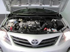 2018 Toyota Corolla Quest 1.6 Western Cape Blackheath_3