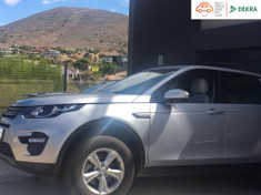 2016 Land Rover Discovery Sport Sport 2.2 SD4 SE Western Cape