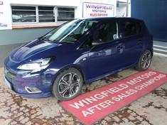 2016 Opel Corsa 1.4T Sport 5-Door Western Cape