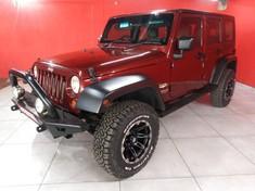 2008 Jeep Wrangler 2.8 Crd Unltd Sahar A/t  Gauteng