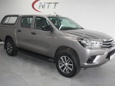 2016 Toyota Hilux 2.4 GD-6 SRX 4x4 Double Cab Bakkie Mpumalanga
