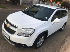 2014 Chevrolet Orlando 1.8ls  Gauteng